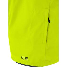 GORE WEAR Spirit Jacket Men, amarillo